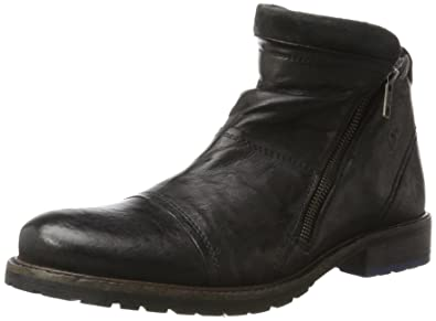 15300, Botas Clasicas para Hombre, Negro (Black), 45 EU s.Oliver
