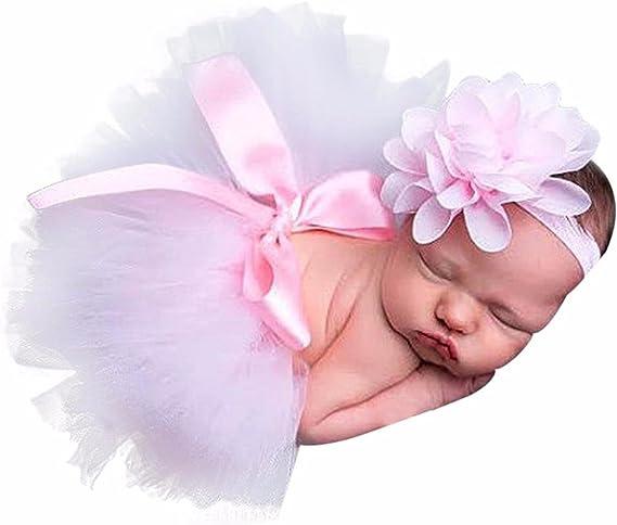 Baby Pink Tutu Toddler Girls Pink Tutu Newborn Tutu Pink Tutu Tutu 1st Birthday Tutu Photo Props Palest Pink Tutu