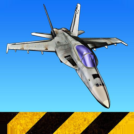 Aircraft Carrier Games - F18 Carrier Landing