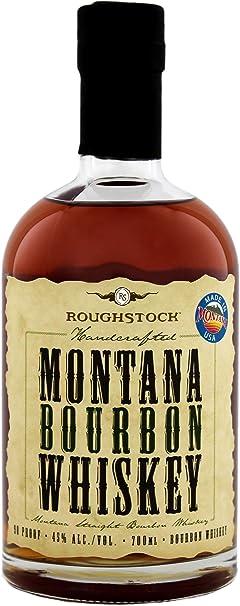 Whisky - Roughstock Montana Bourbon 70 cl: Amazon.es ...