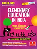 NIOS DELED-501 Elementary Education In India