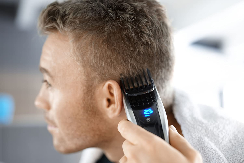 Szeneriebild Haarschneidegerät