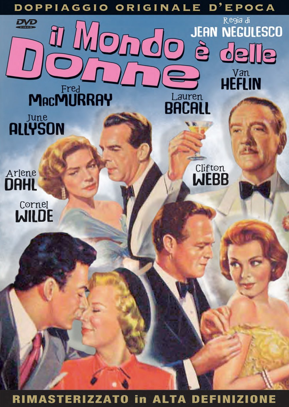Il Mondo E' Delle Donne (1954): Amazon.it: Bacall,Webb