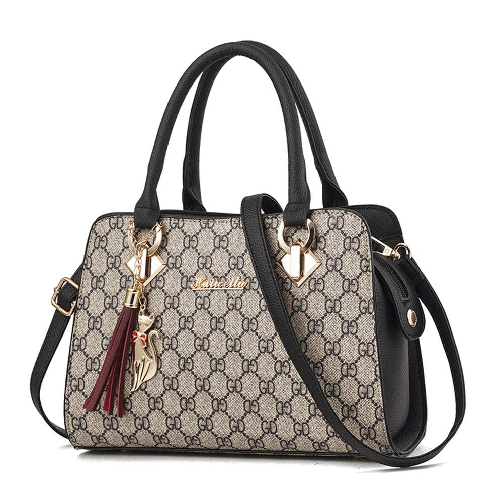 MINGYEER-STB PU-Damen Schulter Schulter Schulter tragbare Messenger Bag Wallet Muttertagsgeschenk mit großer Kapazität B07QMB8CKM Schultertaschen Schön und charmant 4c8fdb