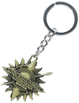 Bronce Llavero de juego de tronos Casa Martell de sunspear ...