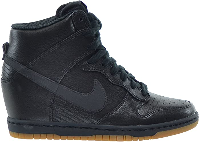Nike Dunk Sky Hi Essential Noire Chaussures Chaussures