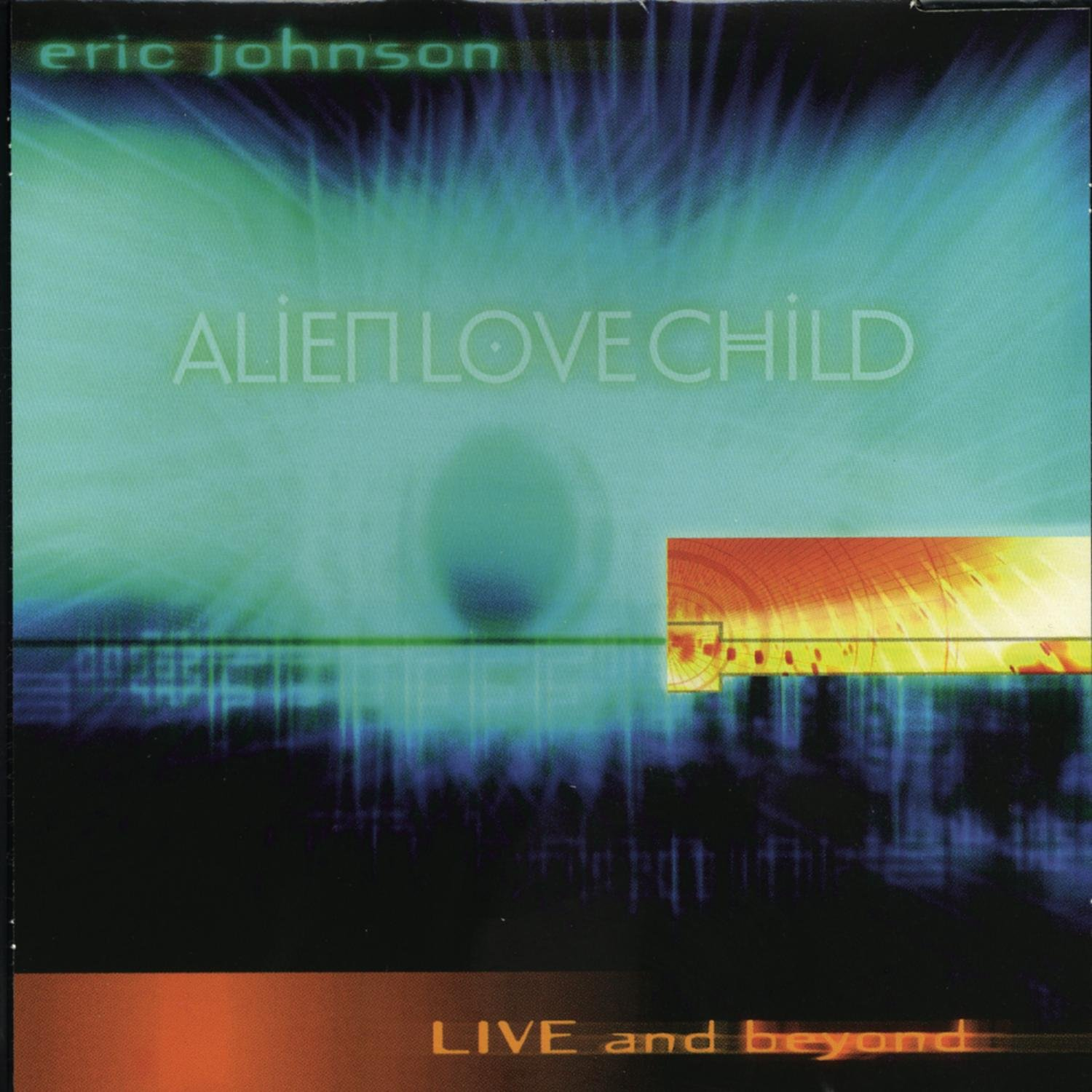 Alien Love Child - Live and Beyond by Enzo