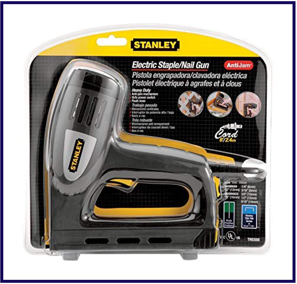 Stanley Hand Tools TRE550Z Electric Staple & Nail Gun