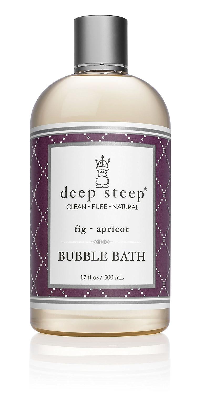 Deep Steep Rosemary Mint Bubble Bath - 17 Fluid Ounces 674749040827