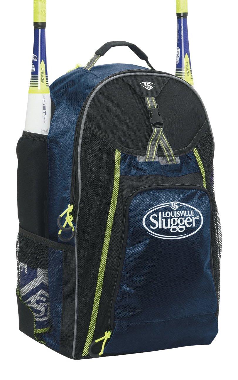 Louisville Slugger EB Xenoスティックパック野球機器バッグ B015QWZI8A ネイビー ネイビー