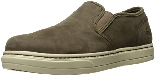 7493e7c8833 Timberland PRO Men's Disruptor Slip-on Alloy Safety Toe SD+ Industrial and  Construction Shoe