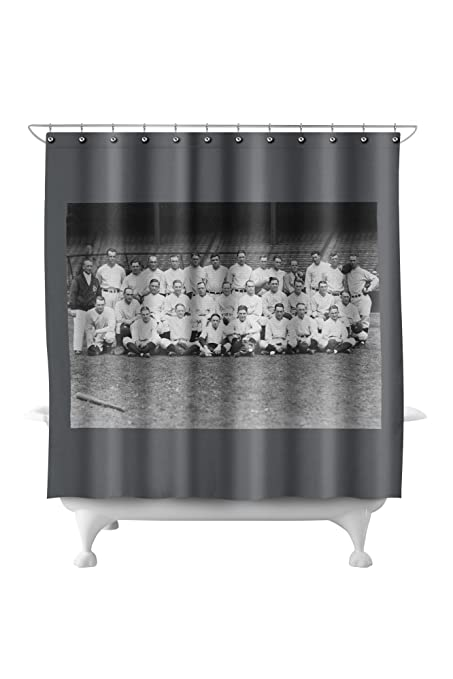 Amazon New York Yankees Team Baseball Photo 71x74 Polyester