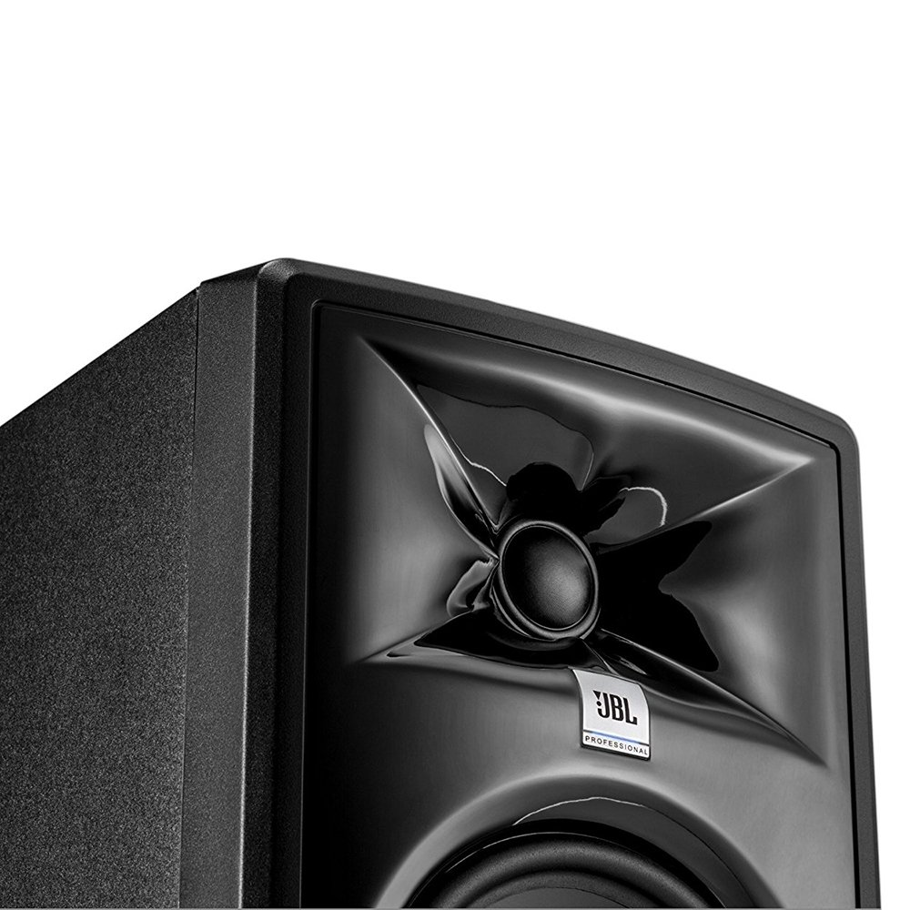 JBL 305P MkII 5'' Two-Way Studio Monitoring Speakers (Pair) by JBL Professional (Image #4)