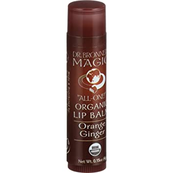 Organic Lip Balm Naked by dr bronners #10