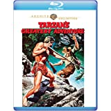 Tarzan's Greatest Adventure (1959) [Blu-ray]