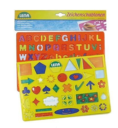 Simm Spielwaren Lena 65774 Set 2 Tavolette Per Disegnare Le
