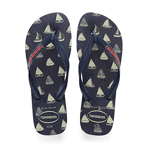 e8218966e91134 Havaianas Printed Flip Flops Men Top Nautical  Amazon.co.uk  Shoes ...