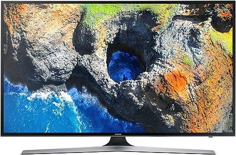 Samsung UE55MU6120 55-Inch Smart Ultra HD TV Black Sistema de Cine en casa - Equipo de Home Cinema: Amazon.es: Electrónica