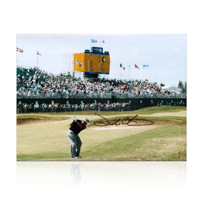 Esclusiva Esclusiva Esclusiva Fotografia Firmata Darren Clarke  The Winning Shot | Varietà Grande  | Sale Online  | A Prezzi Convenienti  | Spaccio  | On Line  44a2a8