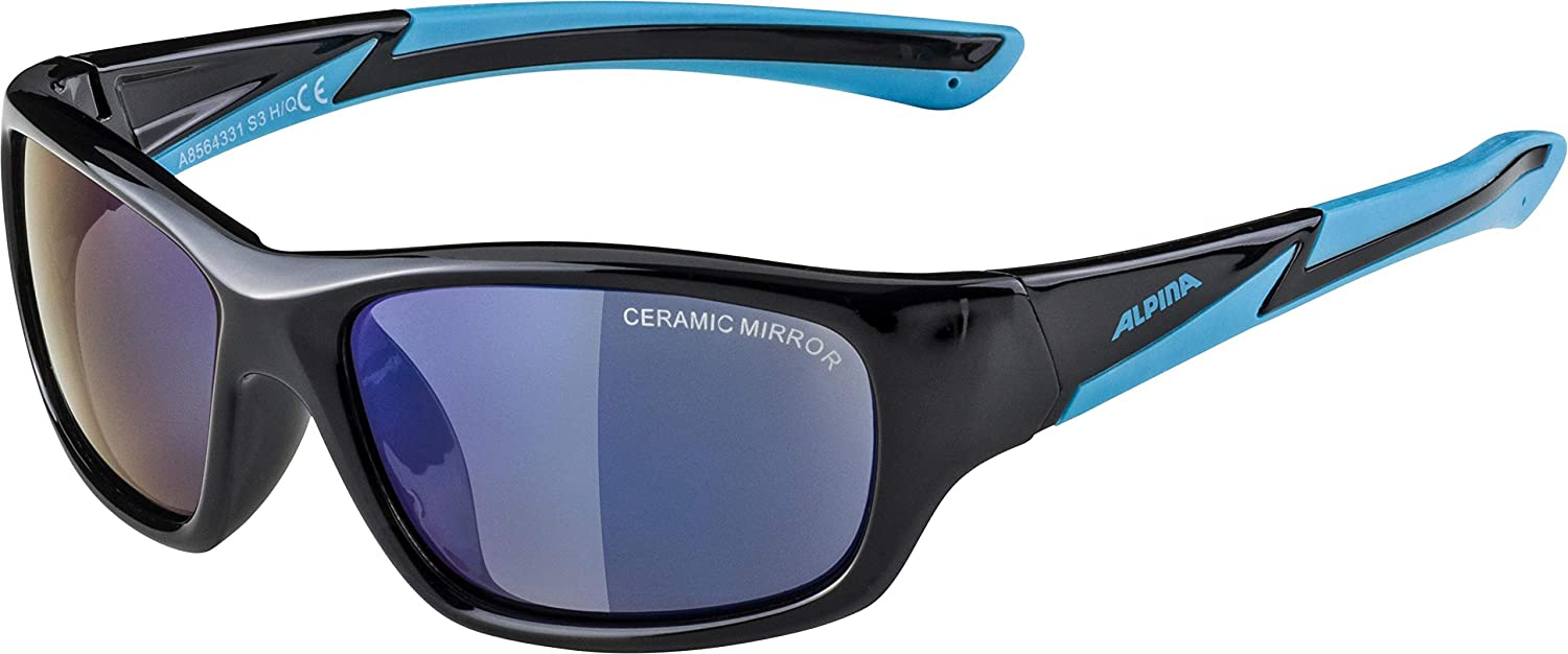 ALPINA Kinder Sonnenbrille FLEXXY Youth Sportbrille