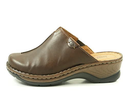 Josef Seibel Catalonia 48 - Zoccoli Donna amazon-shoes neri Pago De Envío Libre Con Visa gZSKyK