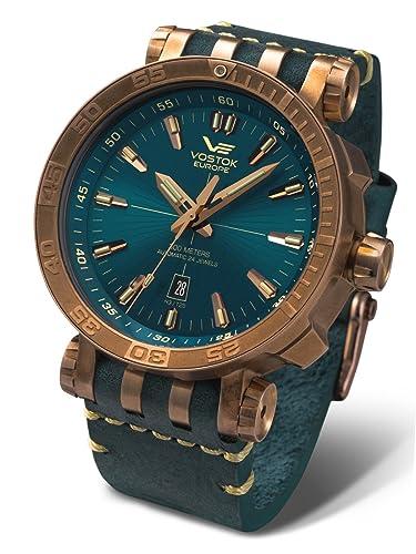 4b5b07a577c0 Vostok Europe Reloj de caballero NH35A-575O286  Amazon.es  Relojes