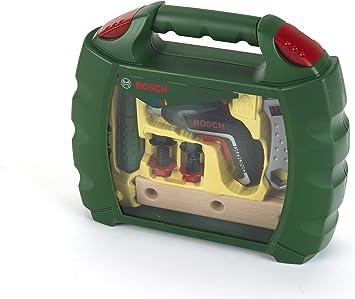 Theo Klein-8394 Bosch maletín de Herramientas con Atornillador de ...