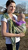 Lite-on-Shoulder Baby Sling Ergonomic, Cotton , Adjustable Baby Carrier
