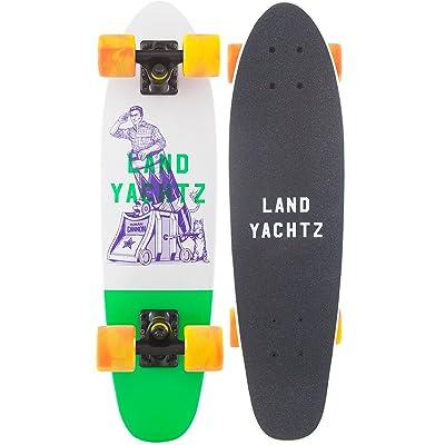 """Landyachtz Dinghy Skateboard Mixte Adulte, Multicolore, 26"""""""