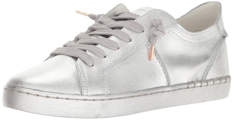 Dolce Vita Women's Zalen Fashion Sneaker B01MZ6N8A9 7 B(M) US|Platinum Leather