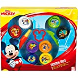 Sambro Set de Plastilina con Forma de Mickey Mouse, DSM4-4718