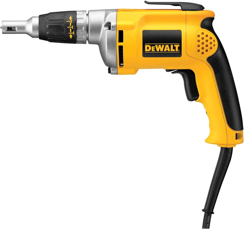 DEWALT Drywall Screw Gun, 6.3-Amp DW272
