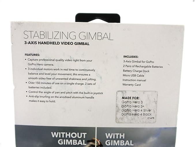 Amazon Skylab 3 Axis Handheld Stabilizing Gimbal For Gopro
