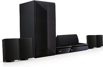 Lg - Home cinema - lhb625, 5.1, blu-ray 3d, wifi: Amazon.es: Electrónica