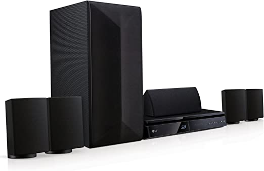 Lg - Home cinema - lhb625, 5.1, blu-ray 3d, wifi: Amazon.es: Electrónica