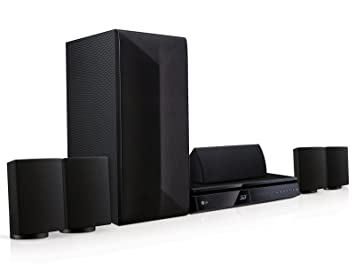 Lg - Home cinema - lhb625, 5.1, blu-ray 3d, wifi: Amazon.es ...