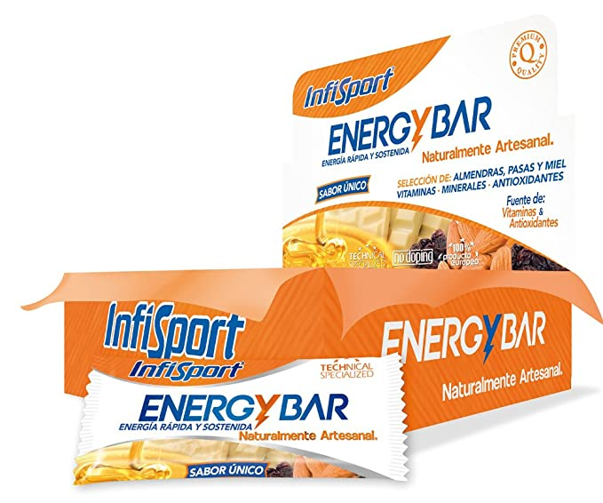 Infisport Energy Bar - 24 Unidades