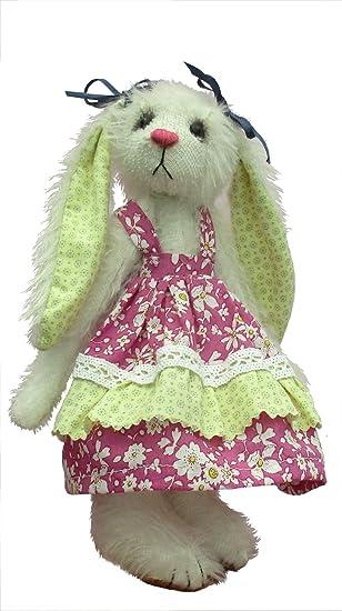 Sasha Weiches Spielzeug Kaninchen Schnittmuster: Amazon.de: Küche ...