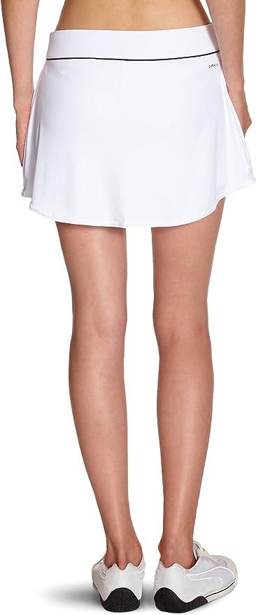 adidas - Falda de pádel para mujer, tamaño 38 UK, color azul ...