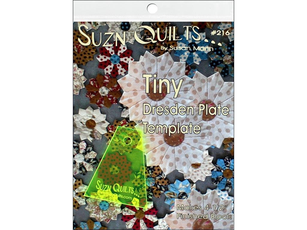 Amazon Suzn Quilts Patterns Sqp216 Suzn Quilts Tiny Dresden