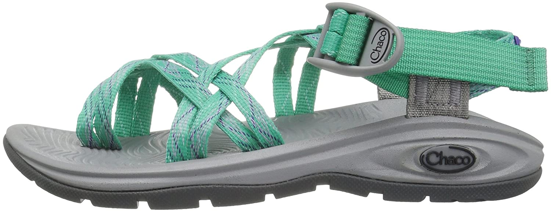 Chaco Women's Zvolv X2 Athletic Sandal B01H4XDDBS 5 B(M) US|Monte Mint