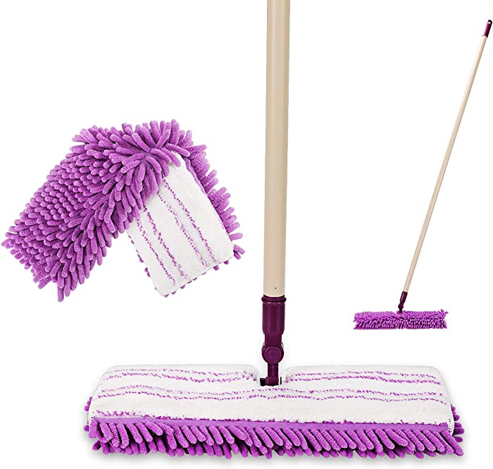 Dust Mop for Wooden Floor Cleaning with 52