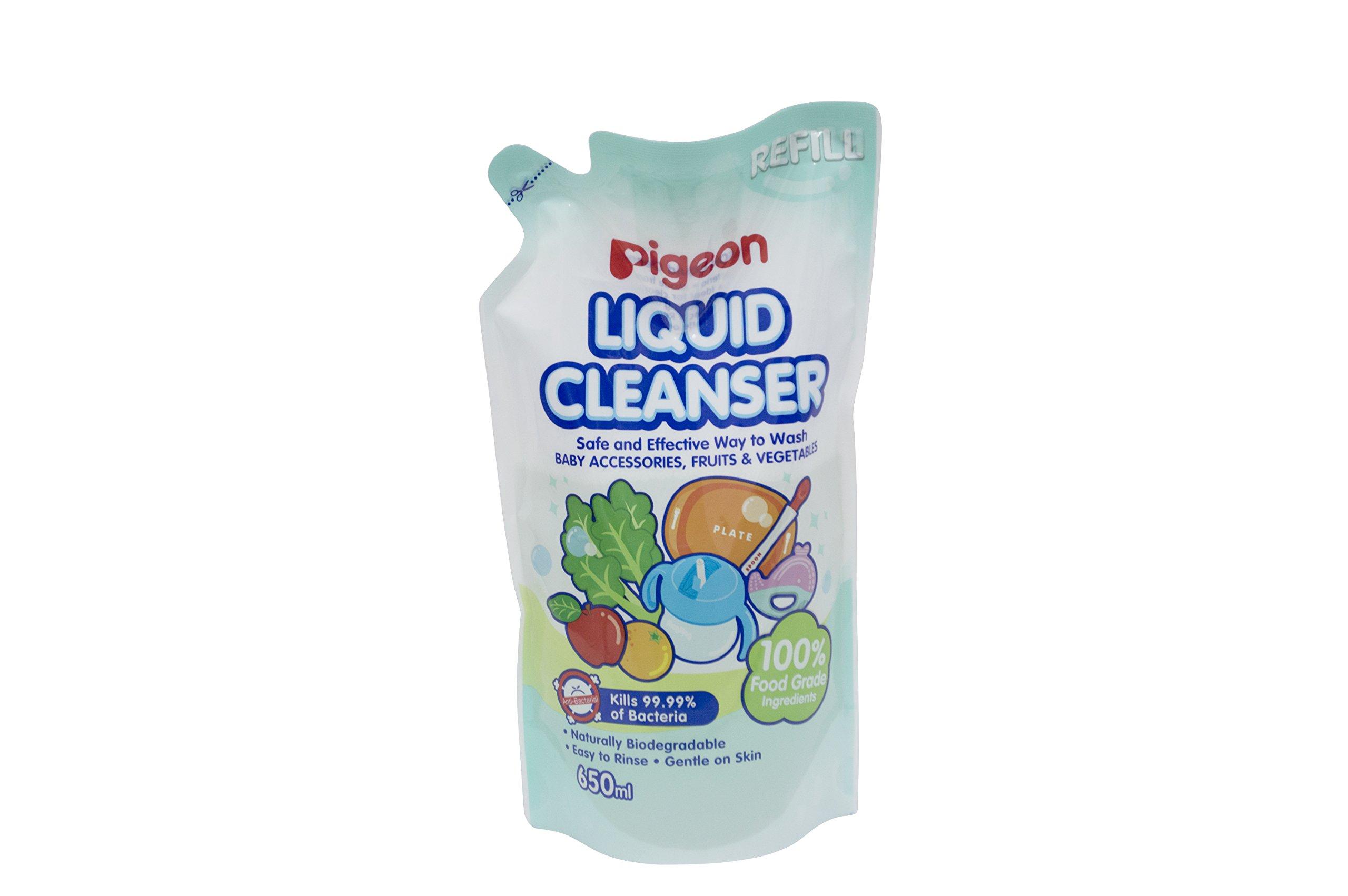 Pigeon 700ml Liquid Cleanser, Refill