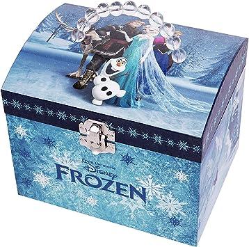 Disney Frozen : Caja de Joyería: Amazon.es: Juguetes y juegos