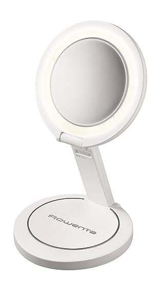 Rowenta Specchio Pieghevole.Rowenta Mr4700 Specchio Ingranditore Retroilluminato Da Trucco