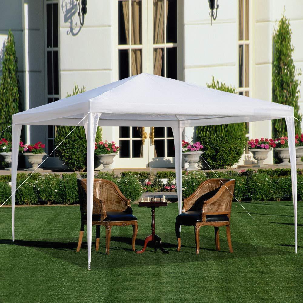 Waterproof gazebo canopy protective plastic auto adhesive floor mats