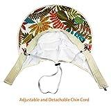 HINDAWI Sun Hat Sun Hats for Women Wide Brim UV