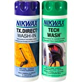 Nikwax Tech Wash / TX.Direct Wash In Twin Pack