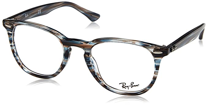 5dc7a1582d Ray-Ban Unisex Adults  0RX 7159 5750 50 Optical Frames