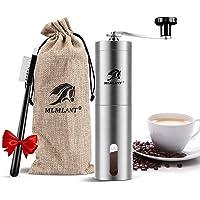 MLMLANT Molinillo de café Manual, Molinillo de Granos